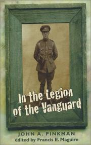 Cover of: In the legion of the vanguard