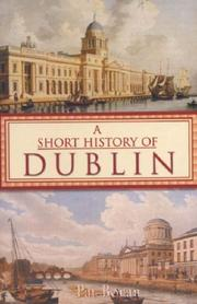 Cover of: A short history of Dublin