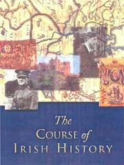 Cover of: The Course of Irish History |