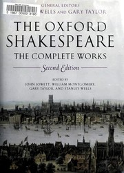 Cover of: The Complete Works |