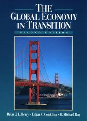 Cover of: The global economy in transition