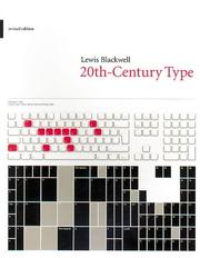 Cover of: 20th Century Type