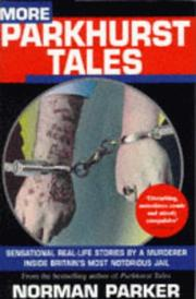 Cover of: More Parkhurst Tales