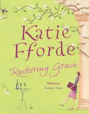 Cover of: Restoring Grace Audio |