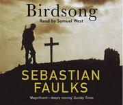 Cover of: Birdsong CD
