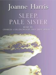 Cover of: Sister Pale Sister