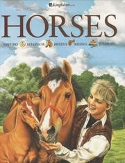 Cover of: Horses