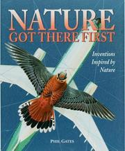 Cover of: Nature got there first