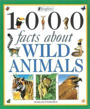Cover of: Wild animals | Moira Butterfield