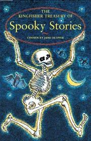 Cover of: The Kingfisher Treasury of Spooky Stories (The Kingfisher Treasury of Stories) |