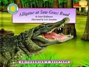 Cover of: Alligator at Saw Grass Road - a Smithsonian's Backyard Book