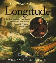 Cover of: Longitude | Dava Sobel