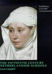 Cover of: The fifteenth century Netherlandish schools by National Gallery (Great Britain)