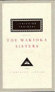 Cover of: Makioka Sisters, The