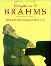 Cover of: Brahms (Everyman-EMI Music Companions)