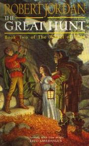 Cover of: The Great Hunt (Wheel of Time)