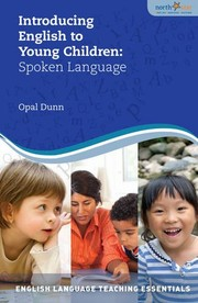 Cover of: Introducing English to Young Children