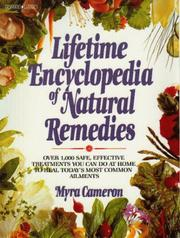 Cover of: Lifetime encyclopedia of natural remedies