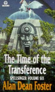 Cover of: The Time of the Transference