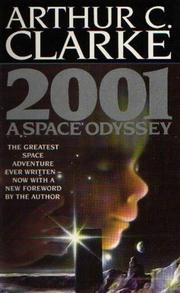 Cover of: 2001: A Space Odyssey
