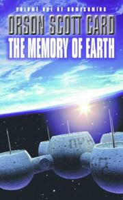 Cover of: The Memory of Earth (Homecoming)