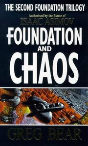 Cover of: Foundation and Chaos