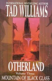 Cover of: Otherland III: Mountain of Black Glass Pb (Otherland)