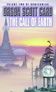 Cover of: The Call of Earth (Homecoming)