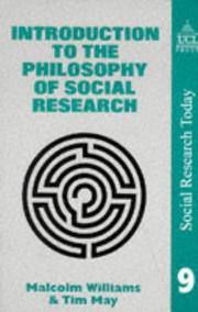 About The Philosophy of the Social Sciences