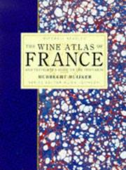 Cover of: The wine atlas of France