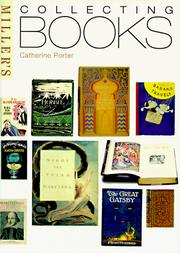 Cover of: Miller's collecting books