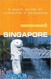Cover of: Singapore - Culture Smart! | Angela Milligan