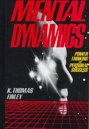 Cover of: Mental Dynamics | K. Thomas Finley
