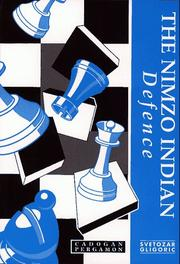 Cover of: The Nimzo-Indian Defence (Cadogan Chess Books)