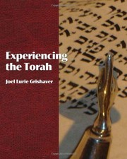 Cover of: Experiencing the Torah