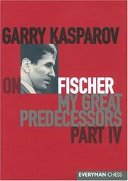 Cover of: Garry Kasparov on Fischer
