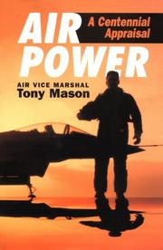 Cover of: Air power
