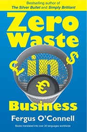 Cover of: Zero Waste in Business