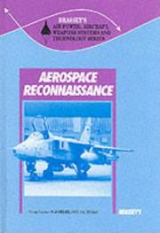 Cover of: Aerospace reconnaissance