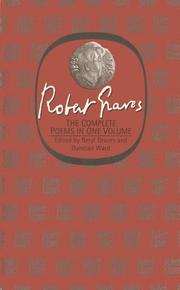 Cover of: The complete poems in one volume