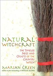 Cover of: Natural Witchcraft | Marian Green