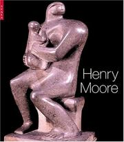 Cover of: HENRY MOORE AT DULWICH PICTURE GALLERY