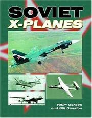 Cover of: Soviet X-planes