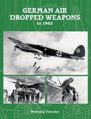 Cover of: German Air-Dropped Weapons to 1945