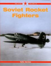 Cover of: Soviet rocket fighters |