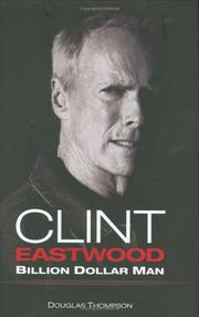 Cover of: Clint Eastwood | Douglas Thompson