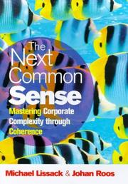 Cover of: The Next Common Sense