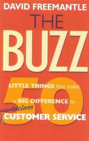 Cover of: The buzz