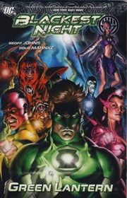 Cover of: Green Lantern | Geoff Johns