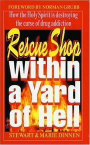 Cover of: Rescue Shop Within a Yard of Hell | Stewart Dinnen